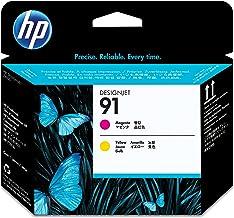 HP 91 (C9461A) Magenta/Yellow Printhead