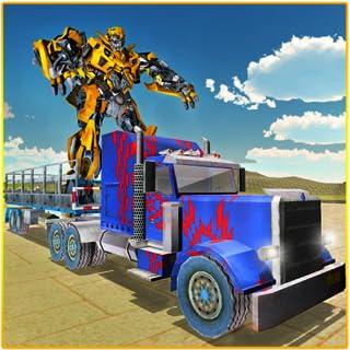 X Ray Robot Transport Truck