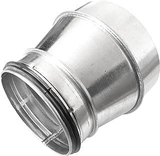 Reduzierst/ück Reduktion Aluflex Rohr Flexrohr L/üftung Wickelfalzrohr Verzinkt 160 mm MKK 100 mm 18438-003
