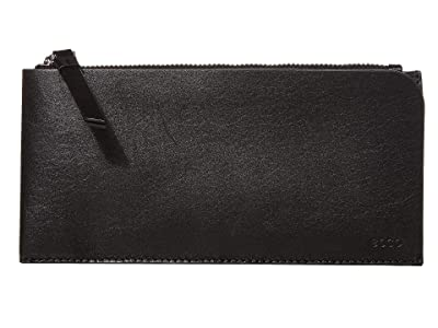 ECCO Signature Line Travel Wallet (Black) Wallet Handbags