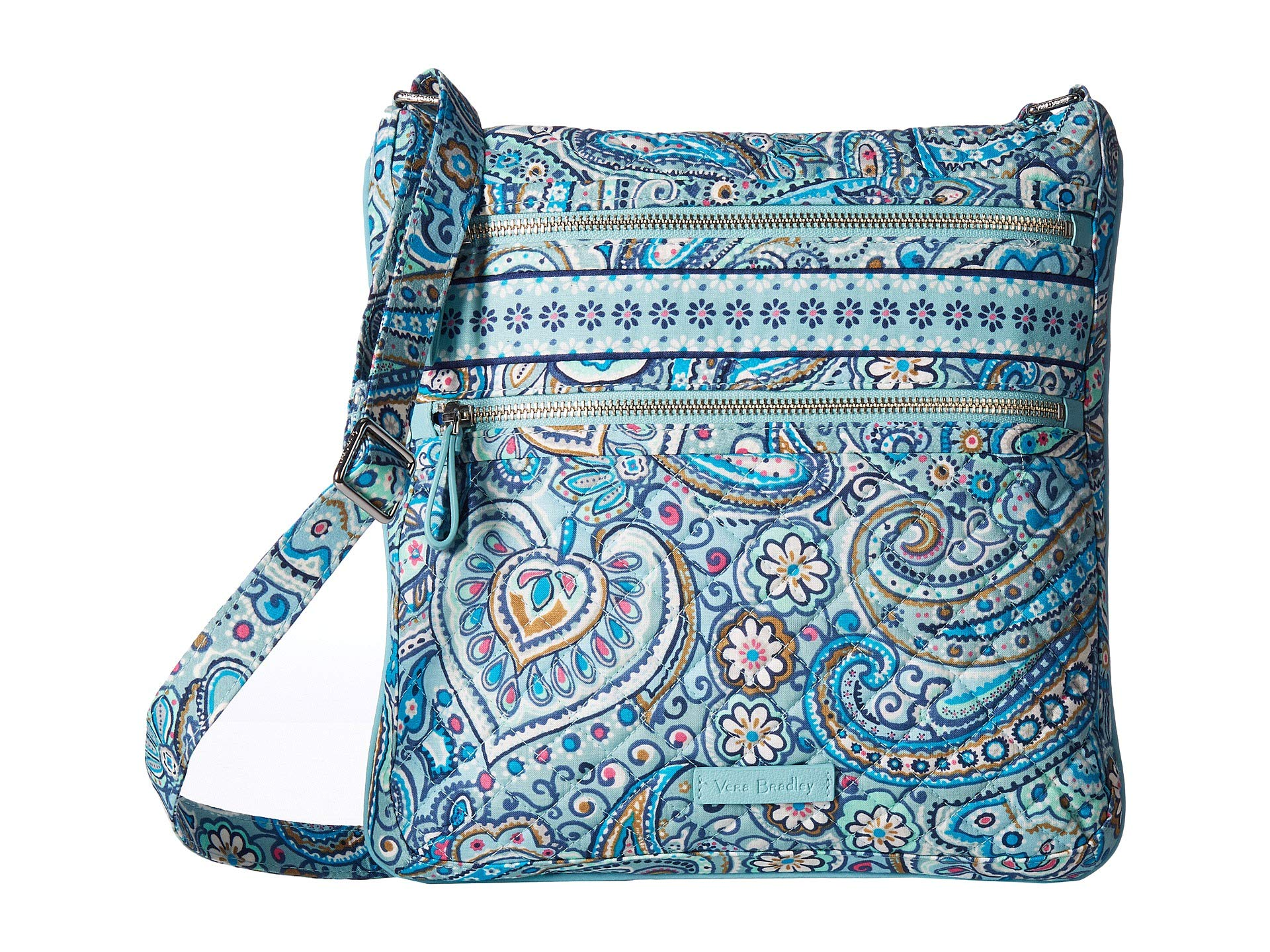 Bradley Dot Iconic Vera Daisy Zip Paisley Triple Hipster UHYSwAS
