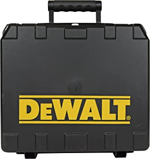 Dewalt Hard Plastic 18V Heavy Duty Jig Saw Case - Case Only