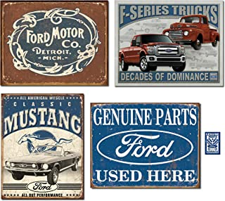 Best ford tin signs Reviews