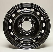 RTX, Steel Rim, New Aftermarket Wheel, 17X7, 6x139.7, 106, 14, black finish X99441N