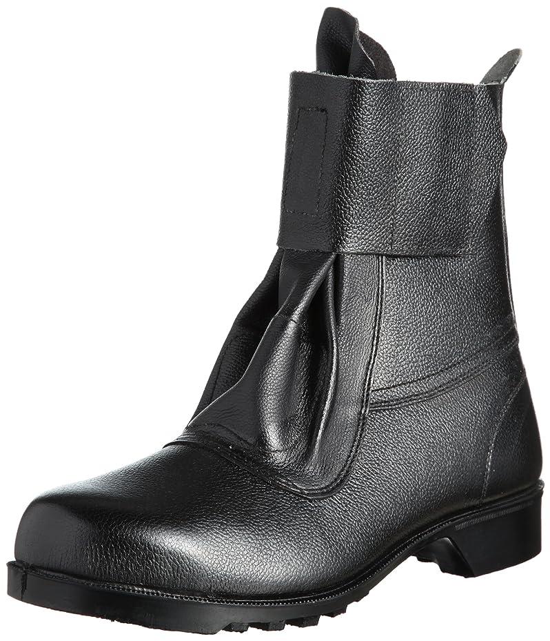 規範用語集なめる安全靴 JIS規格 二種耐熱靴 熱場作業用 長編上靴 V173K メンズ