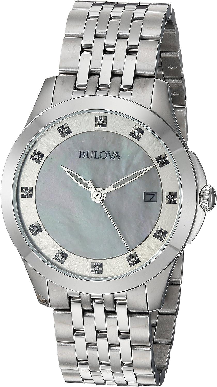 Bulova Ladies Diamond Collection Reloj