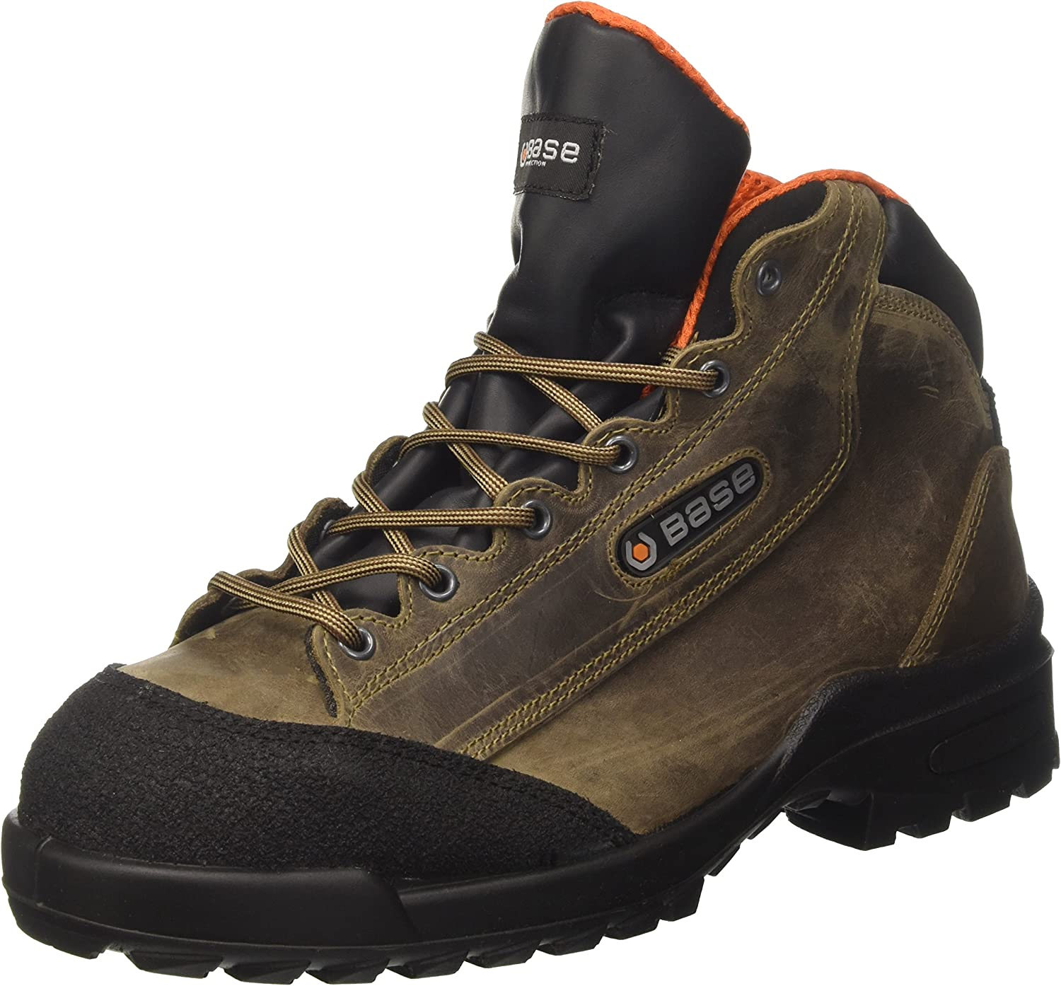 Base BO186 Geldorf S3 SRC Classic Mens Nonslip Laced Safety Boot