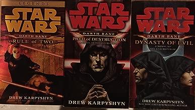 star wars darth bane series