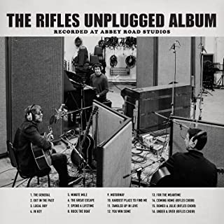 The Rifles Unplugged Album: Recorded at Abbey Road Studios [VINYL]