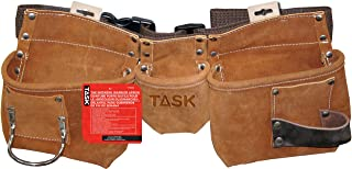 Task Tools T77250 Weekend Warrior Apron with Polyweb Belt, 5-Pocket