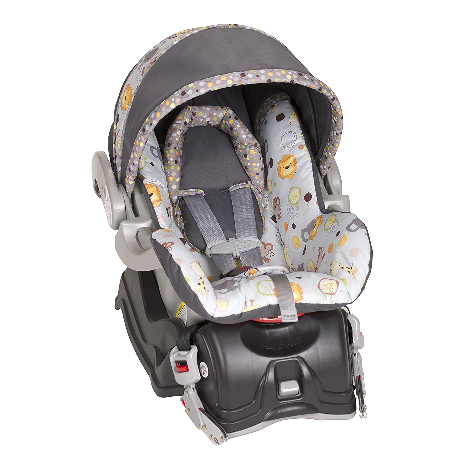 Baby Trend Envy Travel System, Bobble Heads