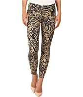 7 For All Mankind - The Ankle Skinny in Royal Leopard