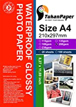 Great Premium Quality Photo Glossy White Paper 8.3