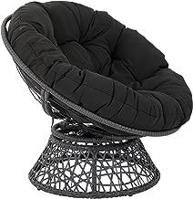 Best black double papasan chair Reviews