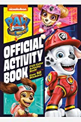 PAW Patrol: The Movie: Official Activity Book (PAW Patrol) Paperback