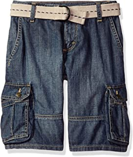 Authentics Boys' Fashion Cargo Shorts