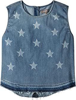Leah Sleeveless Top (Big Kids)