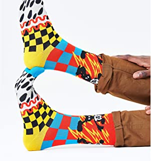 Happy Socks Disney Mickey Time - Calcetines