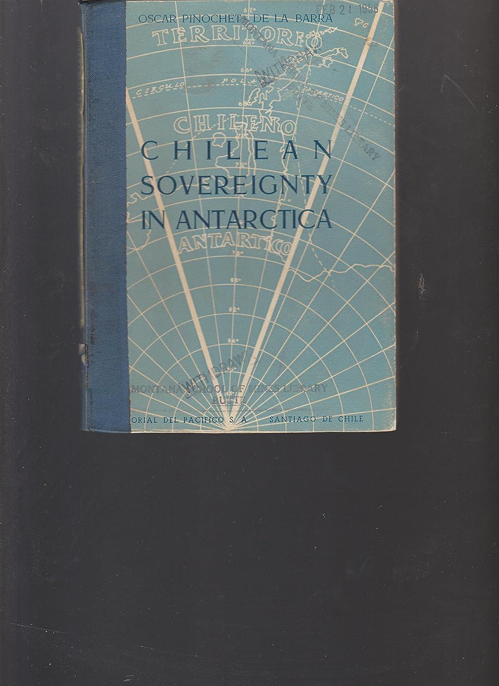 Chilean sovereignty in Antarctica
