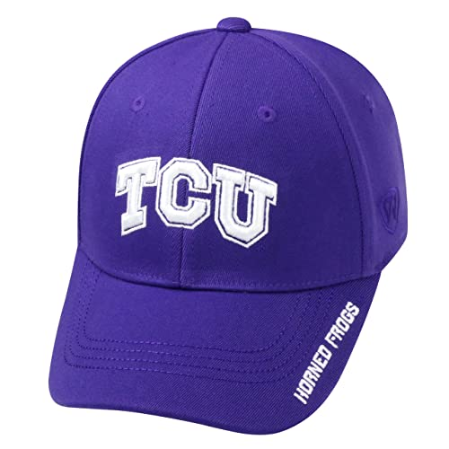cheap for discount 8c17d 26471 Top of the World NCAA-Premium Collection-One-Fit-Memory Fit-