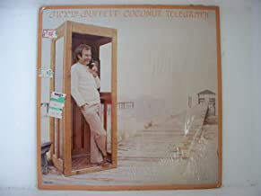 jimmy buffett coconut telegraph vinyl