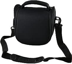 Camera Case Bag for KODAK AZ651 AZ421 AZ365 Bridge Camera  Black