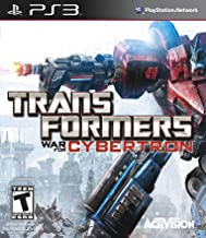 Transformers Cybertron / Game