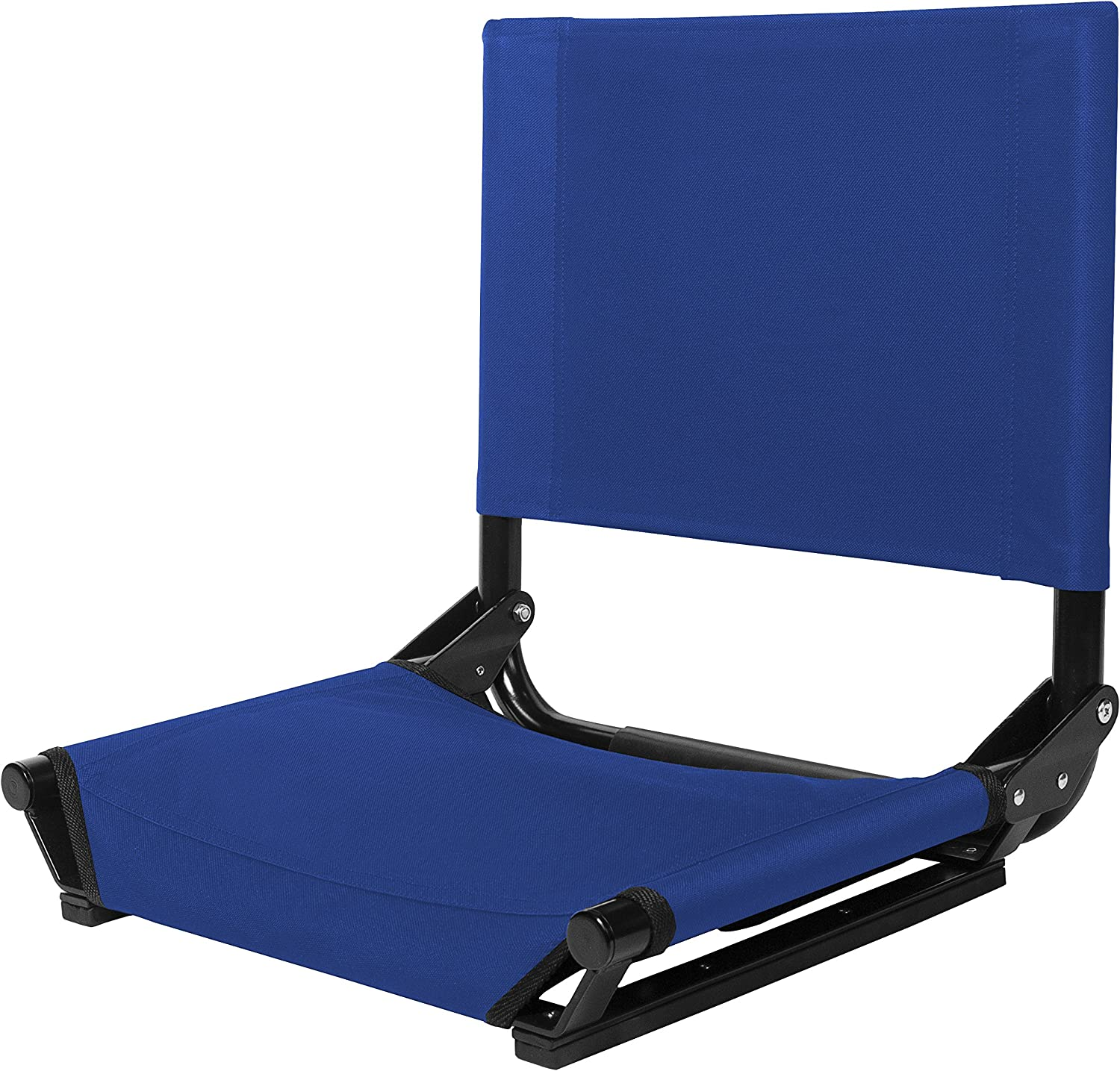 Cascade Mountain Tech Portable Stadium Seat Chair for Bleachers