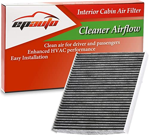 wholesale EPAuto CP183 (CF11183) Replacement for Dodge Durango/Jeep outlet sale Grand Cherokee 2021 Cabin Air Filter includes Activated Carbon online sale