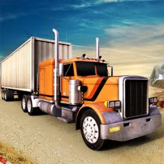 18 Wheeler Big Truck Simulator 2018 - Truck Driver Features : 🚛 Experience the Heavy 18 wheelers trucks and trailers 🚛 Many Thrilling Levels to enjoy off-road big truck games with steering 🚛 Driving Fun on Mountain tracks with Real Traffic 🚛 Heavy Tr...