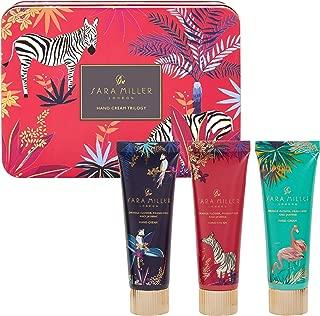 Sara Miller Tahiti Trilogy Hand Cream in Tin Box Gift Set, 260 g
