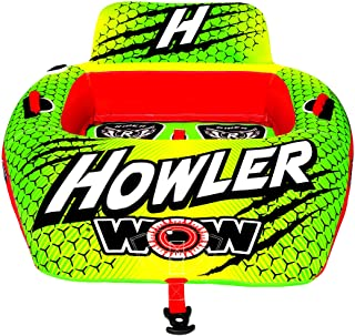 WOW Watersports 20-1030 Towable Howler 2 Person
