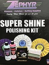 Zephyr Super Shine Polishing Kit 8
