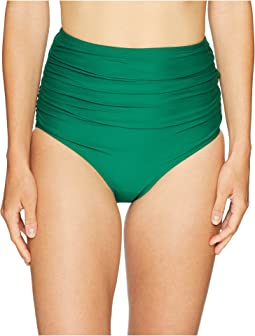 Georgiana High-Waist Swim Bottoms