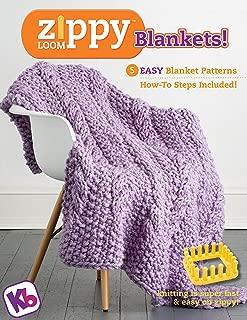 Zippy Loom Blankets