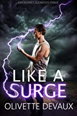 Like a Surge (Disorderly Elements Book 3) Kindle Edition