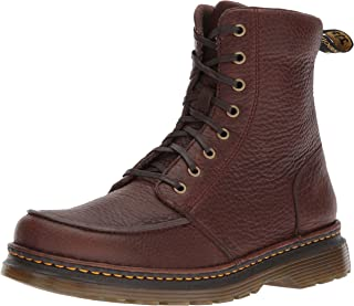 Dr. Martens Women's Lombardo Dark Brown Fashion Boot