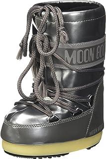 Moon-boot Vinil Met, Bottes de Neige Mixte Enfant