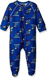 NCAA Kids /& Baby NCAA Infant Team Print Sleepwear Coverall