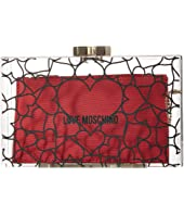 LOVE Moschino - Clear Evening Clutch