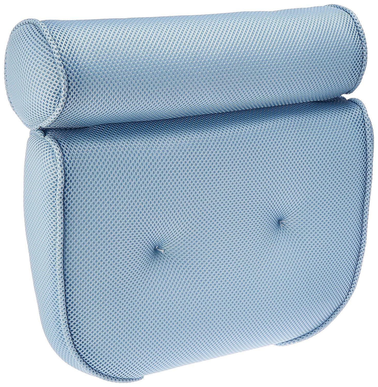 BodyHealt Home Spa Bath Pillow Grip Max 70% OFF pillows Suction half - Neck