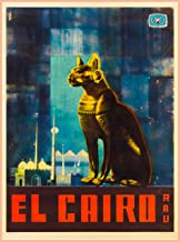 Best vintage egypt travel posters Reviews