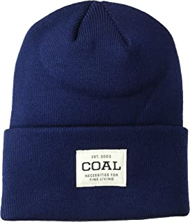 Coal Men's The Uniform Fine Knit Workwear Cuffed Beanie Hat