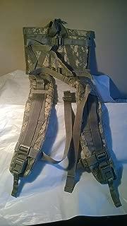 molle enhanced shoulder straps