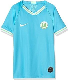 Nike Unisex Kinder Football T-Shirt Vflw Y Nk BRT Stad JSY Ss Aw