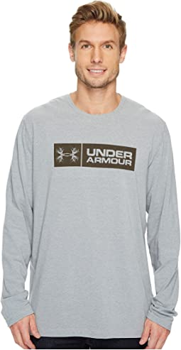 Under Armour - Antler Tag Long Sleeve Tee