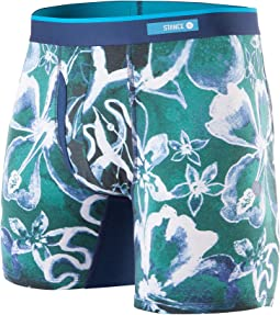 Oxidized Floral Boxer Brief