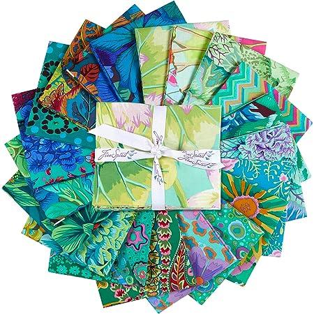 Free Spirit Fabrics Exclusive Kaffe Fassett Collective Design 2.5in Roll 40 pcs Sun Up
