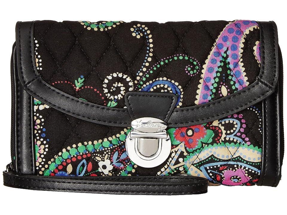 Vera Bradley Ultimate Wristlet (Kiev Paisley) Clutch Handbags