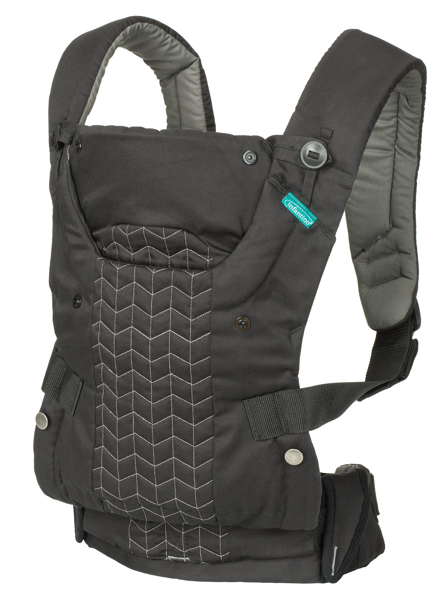 Infantino Upscale Carrier Black Size